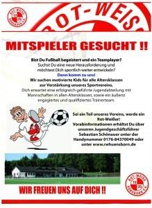 RWH 2015-2016 - Plakat Jugendabteilung_web